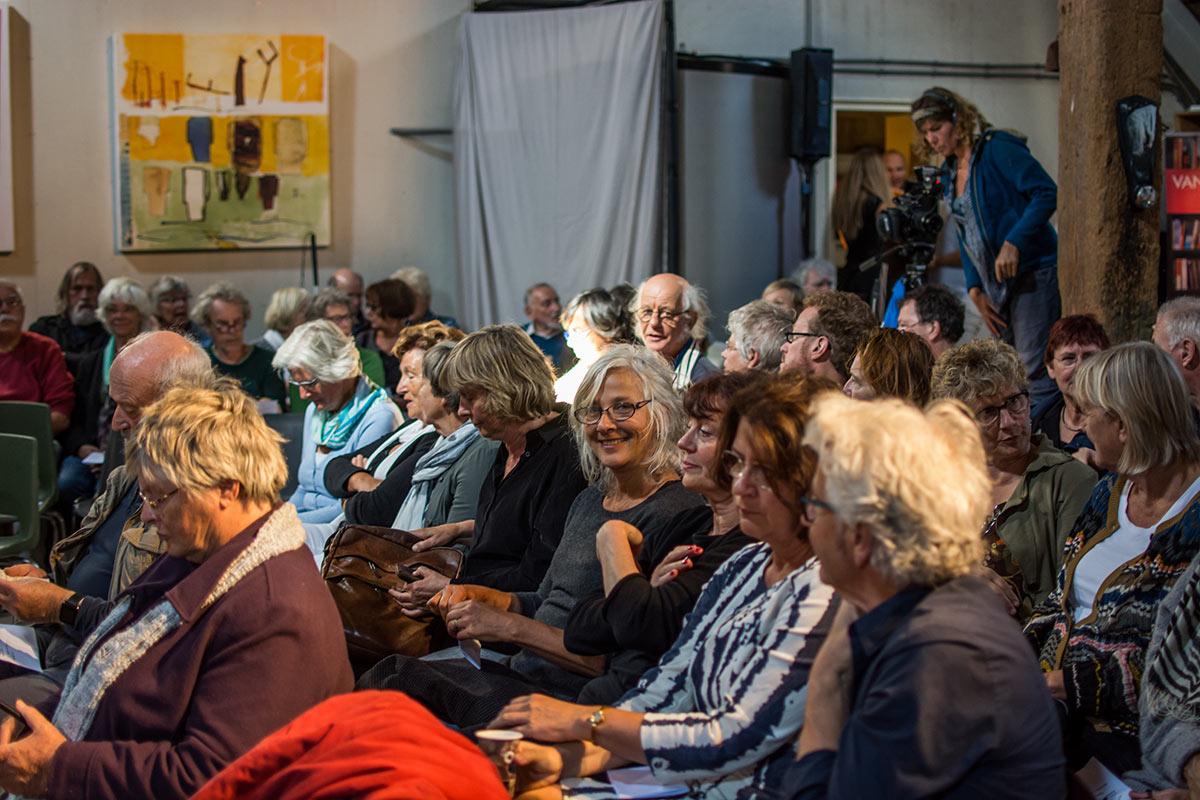 Dichter op de Deel 2017 - Fotografie: Jeroen van der Kalllen